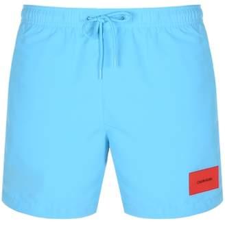 Calvin Klein Swim Shorts Blue