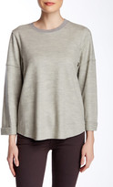 Vince Relaxed Wool Blend Sweater