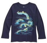 Tea Collection Toddler Boy's Loch Ness T-Shirt