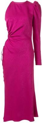Manning Cartell Australia Asymmetric Cut-Out Detail Dress