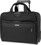 Briggs & Riley @Work large expandable rolinging briefcase