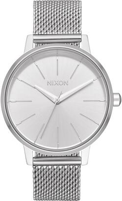 Nixon The Kensington Mesh Strap Watch, 37mm