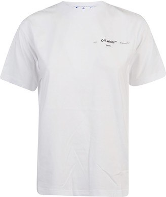 Off-White T-shirt Puzzle Arrow Casual