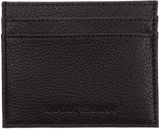 Emporio Armani Metallique Credit Card Holder