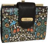 Buxton Art Nouveau Double Cardex Wallet