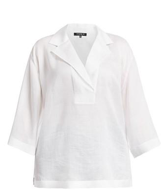 Lafayette 148 New York, Plus Size Jane Kimono Sleeve Blouse
