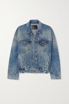 R 13 Denim Jacket - Mid denim