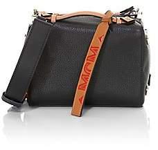 MCM Women's Milano Boston Leather Box Bag
