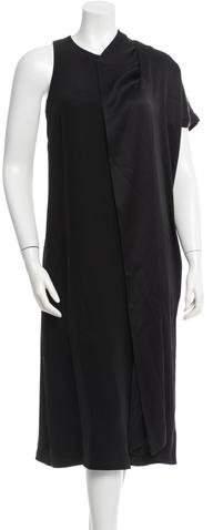 Celine Silk Scarf Dress w/ Tags