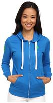 U.S. Polo Assn. Fleece Hooded Jacket