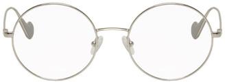 Moncler Silver ML 5047 Glasses