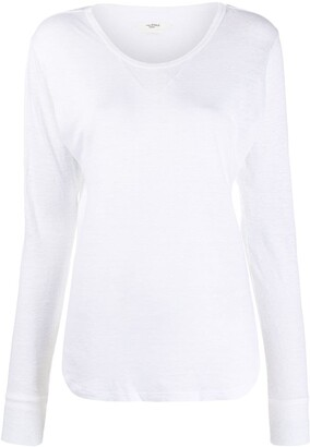 Etoile Isabel Marant long sleeve T-shirt