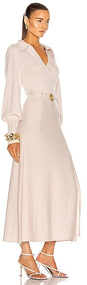 Thumbnail for your product : Nicholas Katya Dress in Neutral