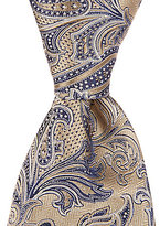 Daniel Cremieux Big & Tall Weave Paisley Traditional Silk Tie