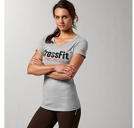 Reebok CrossFit Graphic Tee