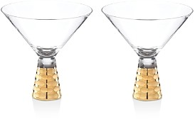 Michael Wainwright Truro Martini Glass, Set of 2