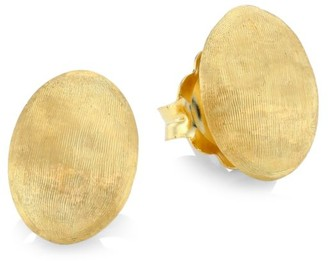 Marco Bicego Siviglia 18K Yellow Gold Stud Earrings