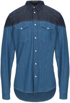 Alexander McQueen Denim shirts