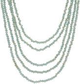 Saachi Long Multi-Strand Crystal 72In Necklace