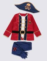 Marks and Spencer Kids' Pirate Boy Costume Dress Up