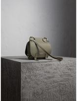 Burberry The Bridle Bag in Deerskin
