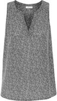 Joie Fifi printed silk top
