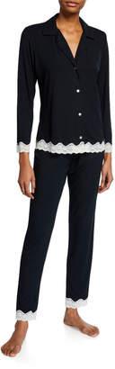 Eberjey Lady Godiva Elegant Pajama Set
