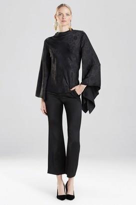 Natori Glamour Kimono Sleeve Top