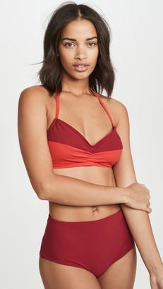Flagpole Cole Bikini Top