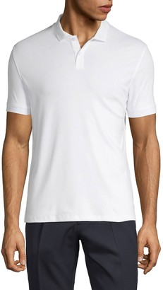 Saks Fifth Avenue Classic Cotton Polo Shirt