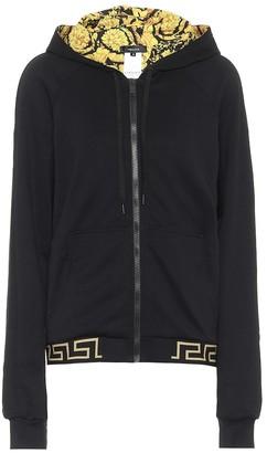 Versace Barrocco hoodie