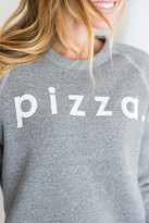 Ily Couture Pizza Lovers Sweatshirt