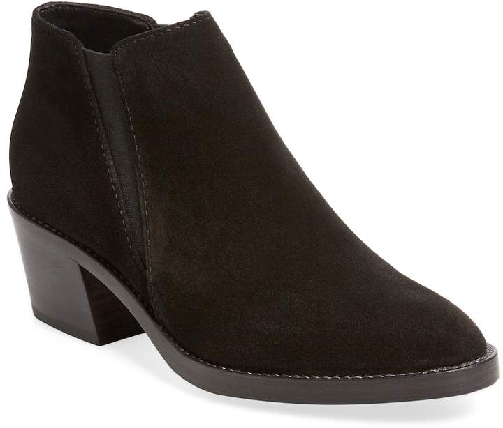 Aquatalia Women's Lillian Suede Bootie