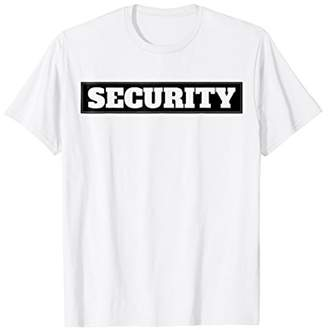 Security Shirt in Bright Colors