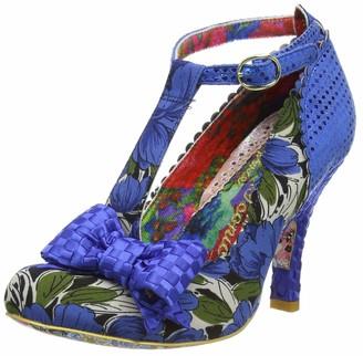 Irregular Choice Women's Bloxy Closed Toe Heels
