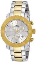 Versus By Versace Men's SOH010015 Madison Analog Display Quartz Two Tone Watch