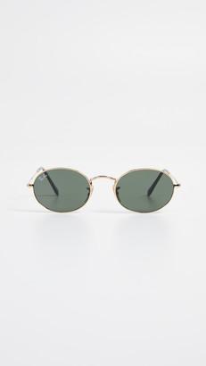 Ray-Ban Small Oval Sunglasses