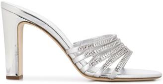 Giuseppe Zanotti Rhinestone Embellished Sandals