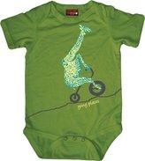 Small Plum Unisex-Baby Newborn Giraffe Organic Bodysuit