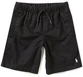 Ralph Lauren Big Boys 8-20 Pull-On Poplin Parachute Shorts
