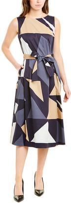 Lafayette 148 New York Sammy Midi Dress
