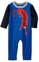 Tea Collection Todoroki Graphic Romper (Baby Boys)