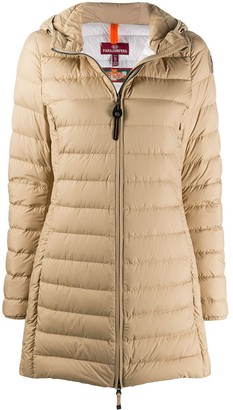Parajumpers Irene zipped coat