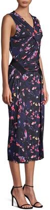 Jason Wu Collection Printed Jersey Dress