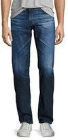 AG Jeans Graduate 11-Year Grand Tank Denim Jeans, Medium Blue