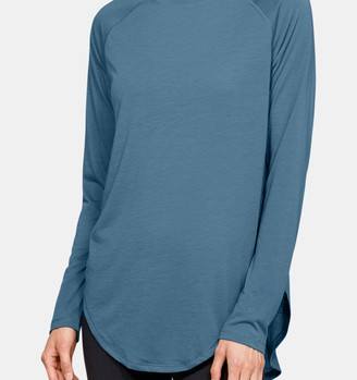 Under Armour Women's UA Open Back Long Sleeve