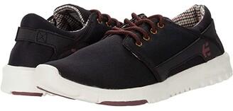 Etnies Scout Bloom (Black) Men's Shoes