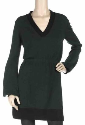 Fendi \N Green Cashmere Dresses