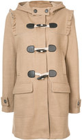 Joie hooded duffle coat