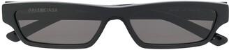 Balenciaga Eyewear Rectangle Sunglasses
